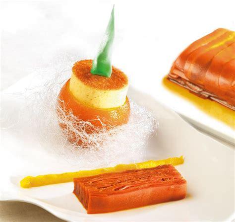 orange givr 233 e agrumes et carottes confites arts gastronomie