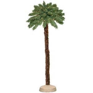 general foam plastics green tropical artificial christmas tree walmart com