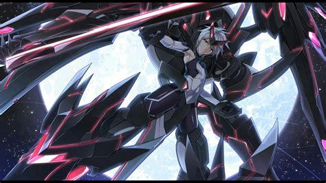 Top 5 Mecha/action Anime!!!