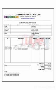 simple sample separate city state zip With bill to ship to invoice template