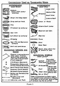 Mine Map Symbols | 1919 | Making Maps: DIY Cartography