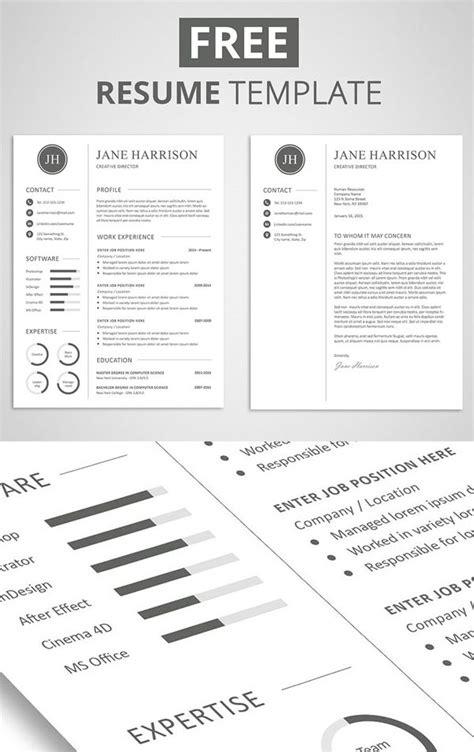 resume template  cover letter  stuff cv