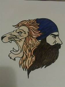 Image Gallery sikh lion