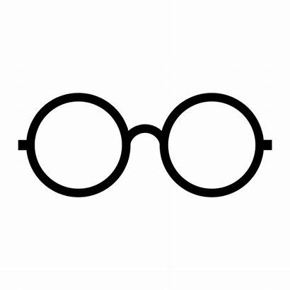 Glasses Svg Icon Outline Coloring Icons Pages
