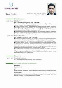 new resume format 2016 7 things in your 2016 resume With latest resume