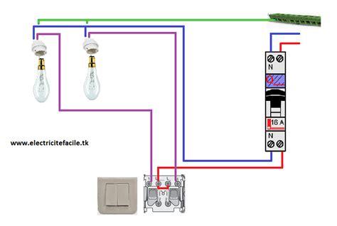 interrupteur le de bureau schéma allumage sché électriques