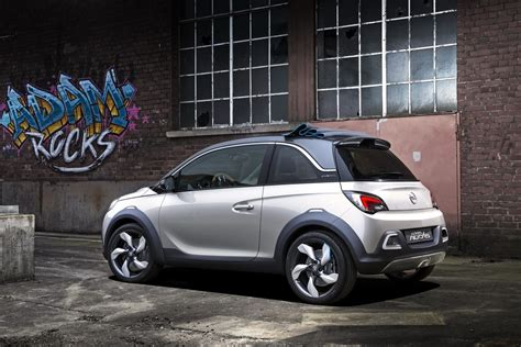 Opel In Usa by Is The Opel Adam Rocks Concept The Next Buick Invicta For