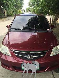 Used 2006 Honda City Red Manual Transmission For Sale