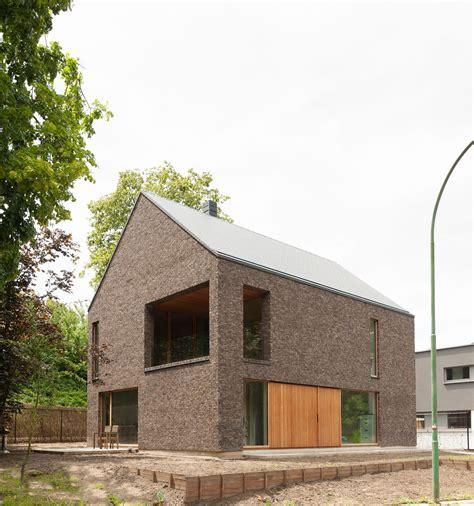 Moderne Häuser Mit Klinker by Pin Daspalatinat Auf H Architektur Haus Und Satteldach