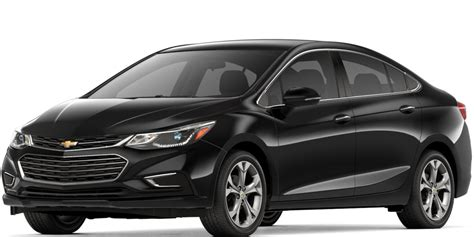 2018 Chevy Cruze Color Options
