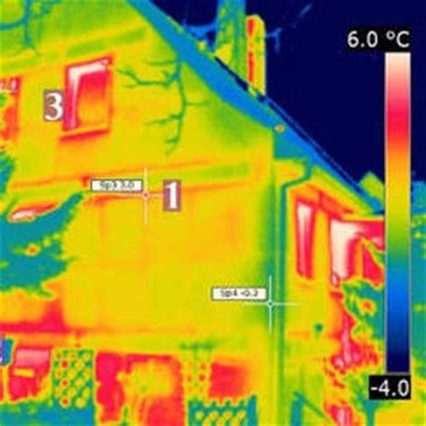 Thermografie So Machen Sie Waermeverluste Am Haus Sichtbar by Ratgeber Thermografie Blower Door Energie Fachberater
