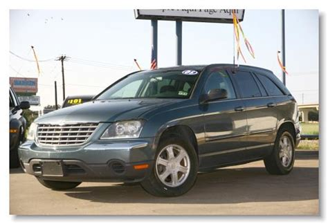 2005 Chrysler Pacifica Tire Size by 123 Tx Auto Inventory