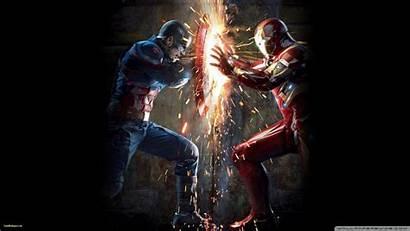 Marvel Cinematic Universe Captain America Desktop War