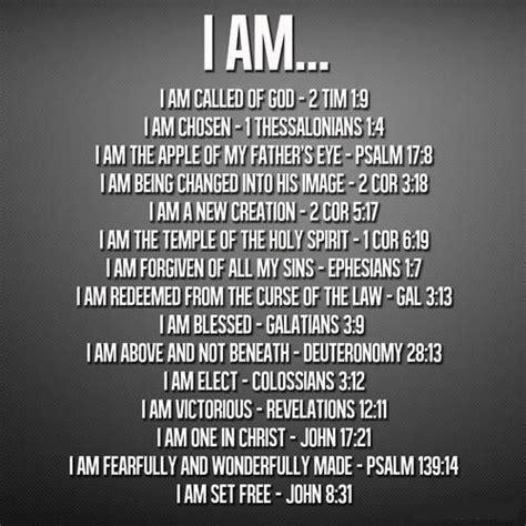 Who Says I AM Christ