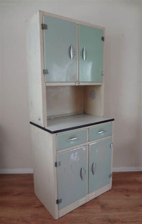 Antiques Atlas   Retro Kitchen Larder Cupboard