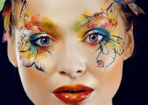 Unbelievably Fantastic Face Painting Ideas For Beginners