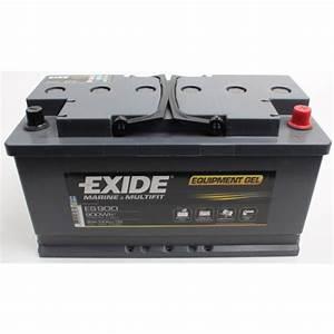 Batterie Exide Gel : exide equipment gel 80ah battery es900 ~ Medecine-chirurgie-esthetiques.com Avis de Voitures