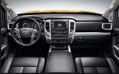 nissan frontier interior redesign car review