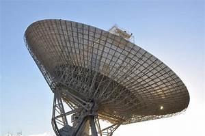 Deep Space Station 43 - Satellite Antenna Dish Stock Photo ...