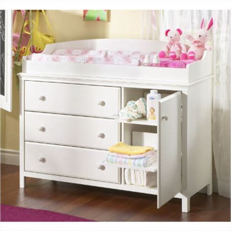 Baby Changer Dresser Unit by Baby Changing Table Information Design Bookmark 10903