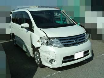 Nissan Serena Wallpapers by 2008 Nissan Serena Wallpapers 2 5l Gasoline Ff
