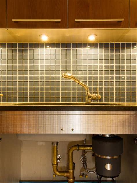 install disposal kitchen sink installing a garbage disposal hgtv 4711