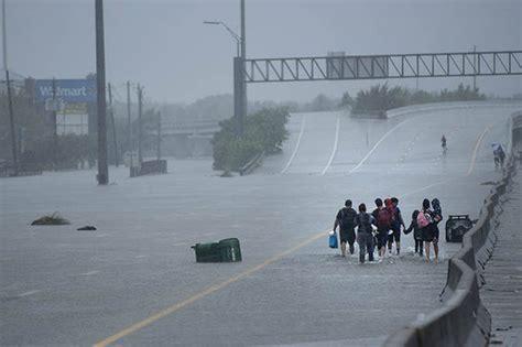 Hurricane Harvey Path Live Updates