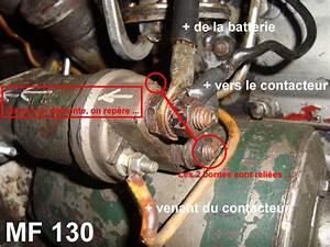 Comment Demarrer Un Tracteur Tondeuse Sans Batterie : mon mf 145 ne demarre plus du tout page 4 ~ Gottalentnigeria.com Avis de Voitures