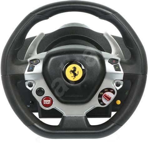 Summary of contents for thrustmaster ferrari 458 italia tx. Thrustmaster TX Racing Wheel Ferrari 458 Italia Edition - Volant   Alza.sk