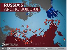 Here's What Russia's Military BuildUp in the Arctic Looks
