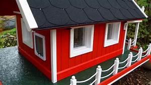 Abtreter Für Draußen : winter katzenhaus im schweden design der felix bekommt ~ A.2002-acura-tl-radio.info Haus und Dekorationen