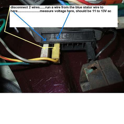 cc regulator wiring diagram