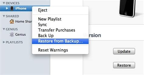 restore iphone backup how to restore an iphone from backup how to