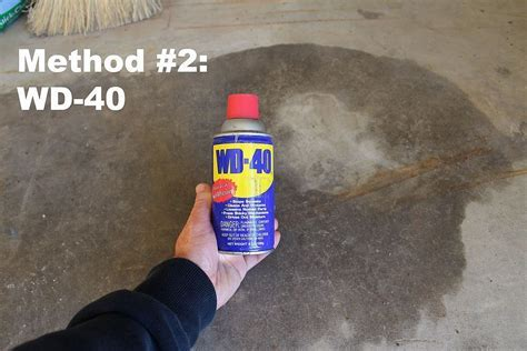 Discover How to Remove Oil Stains From Concrete   Life
