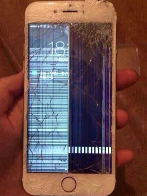 broken screen iphone 6 iphone 6s broken lcd glass screen repair refurbish
