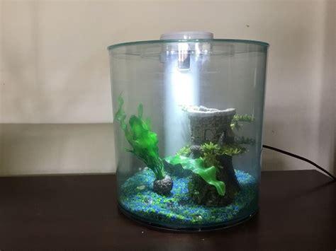 Marina 360 Aquarium 10 Litre Fish Tank  In Oxford