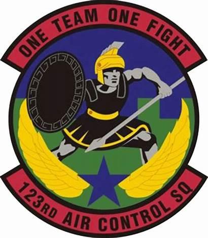 Air Squadron Ohio Control 123rd Guard National