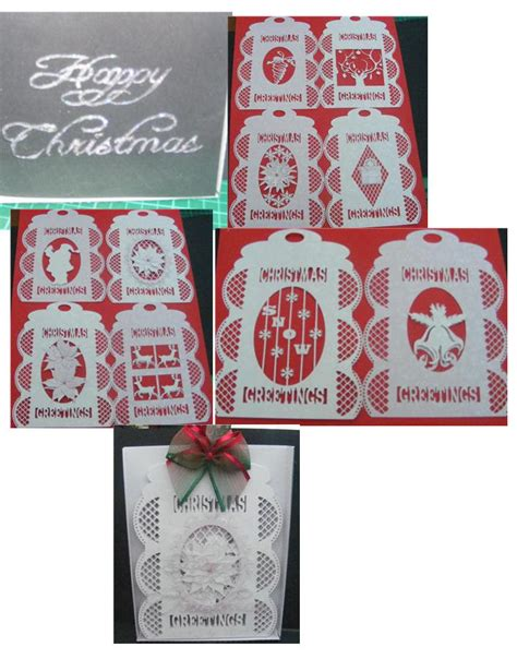 Free Christmas Card Svg For Cricut  – 359+ SVG Images File