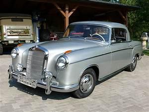Mercedes 220 Coupe : 1956 1959 mercedes benz 220 s coupe w 180 ii gallery veter ni i veter n oldtimers ~ Gottalentnigeria.com Avis de Voitures