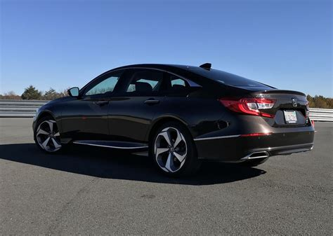Review Honda Accord by 2018 Honda Accord Touring Test Drive Review Autonation