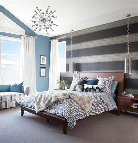 papier peint design chambre déco mur chambre à coucher créer un mur d 39 accent unique
