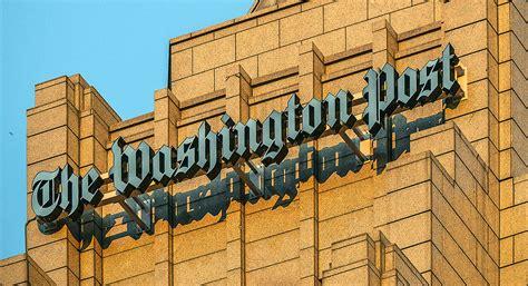 'Profitable' Washington Post adding more than five dozen ...