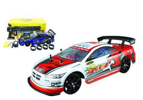 Rc Remote Control 1/10 Scale Of 4 Wheel Drive (4wd) Drift