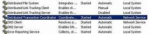 Enabling network DTC access fails on a Domain Controller ...