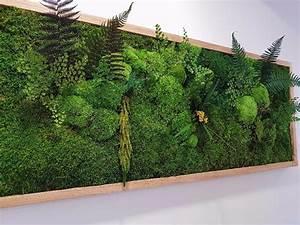 Tableau Végétal Mural : bee green jardins verticaux bordeaux ~ Premium-room.com Idées de Décoration