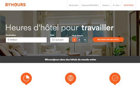 chambre d hôtel à l heure byhours des chambres d hôtel à l heure 24h sur 24
