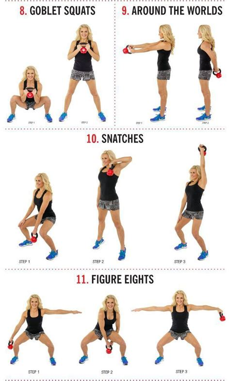 kettlebell workouts shoulder exercises training workout core calorie blaster fat dumbbells kettle exercise kettlebells bell leg cardio movements routines fitness