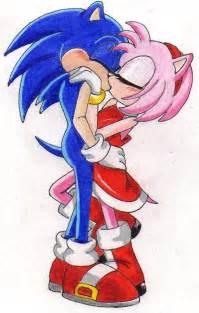 Sonic X Amy