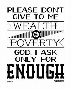 34 best Bible Quotes: Money, Prosperity, Giving, and Lack ...