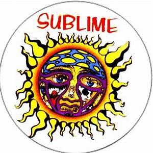 Amazon.com: Sublime - 40 Oz. To Freedom Album Logo (Sun ...